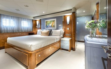 Sapphire Double Guest Stateroom