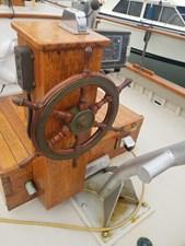 Aft Deck Helm