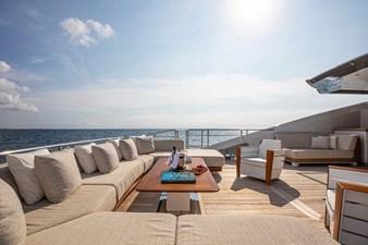 Main deck aft lounge