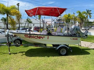 2001 BOSTON WHALER 130 SPORT @ PUERTO VALLARTA 267910