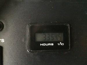 LAST TANGO 33 Generator hours - Nov 2020