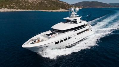 OKKO 1 OKKO 2012 MONDOMARINE  Motor Yacht Yacht MLS #267961 1