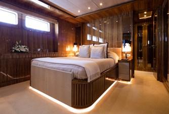 16 OKKO - Stbd VIP cabin © Imperial (photo Breed Media) JC-25449