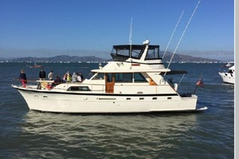 1979 Hatteras 53 Yacht Fisherman 0 1