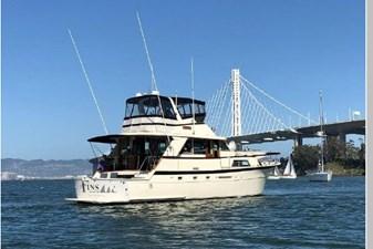 1979 Hatteras 53 Yacht Fisherman 4 5