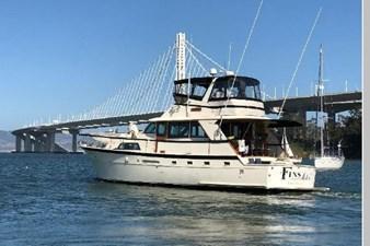 1979 Hatteras 53 Yacht Fisherman 5 6