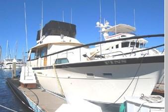 1979 Hatteras 53 Yacht Fisherman 6 7