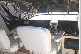 1979 Hatteras 53 Yacht Fisherman 59 60