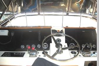 1979 Hatteras 53 Yacht Fisherman 70 71
