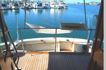 1979 Hatteras 53 Yacht Fisherman 72 73
