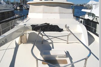 1979 Hatteras 53 Yacht Fisherman 80 81