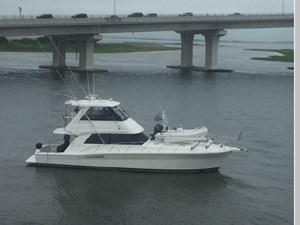 2003 Riviera Flybridge 54 55