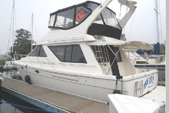 1995 Bayliner 3988 Motoryacht 0 1