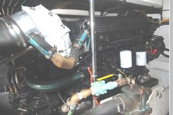 1995 Bayliner 3988 Motoryacht 72 73