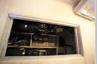 1999 Silverton Motoryacht 28 29