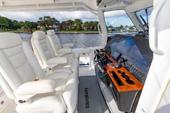Bahama Papa 6 Helm Seats