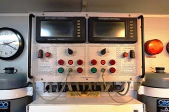 MY DESTINY 175 Engine Room