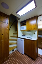 MY DESTINY 160 Crew Passageway