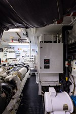 MY DESTINY 185 Engine Room