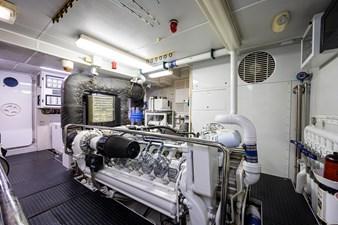 MY DESTINY 181 Engine Room