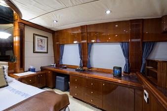 MY DESTINY 125 Master Stateroom