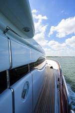 MY DESTINY 69 Starboard Passageway