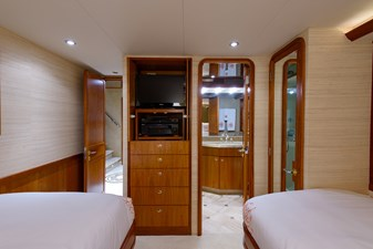 GUEST STATEROOM WITH EN-SUITE HEAD
