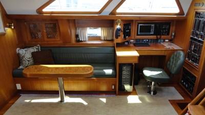 Main Salon, Starboard Side