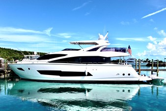 2_2019 86ft Sunseeker Yacht ITS NOON SOMEWHERE