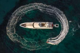 ENVY 7 ENVY 1995 LURSSEN  Motor Yacht Yacht MLS #268083 7