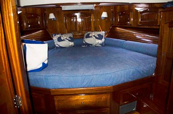 Forward Master Stateroom