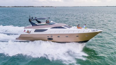 72' Uniesse Gold Cruising