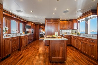 LADY BAHI 137 galley