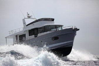 2020 Beneteau Swift Trawler 50 3 4