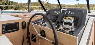 2020 Beneteau Swift Trawler 47 3 4