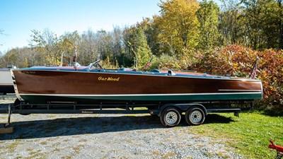 Kiss Me Kate 2 Kiss Me Kate 1930 GAR WOOD Triple Cockpit Runabout Boats Yacht MLS #268123 2