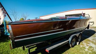 Kiss Me Kate 4 Kiss Me Kate 1930 GAR WOOD Triple Cockpit Runabout Boats Yacht MLS #268123 4