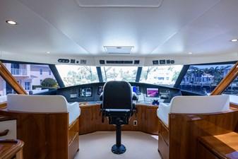Osh-it  45 Enclosed Flybridge
