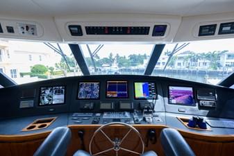 Osh-it  46 Enclosed Flybridge