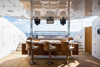 Sundeck Bar Facing Forward