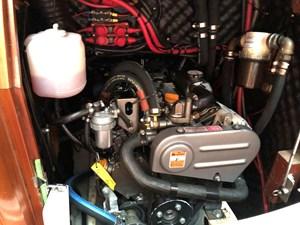 Saorsa 38 engine