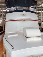 4 Little Red 1984 Grand Banks 49 MY Forward Deck 2
