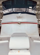 5 Little Red 1984 Grand Banks 49 MY Forward Deck 3