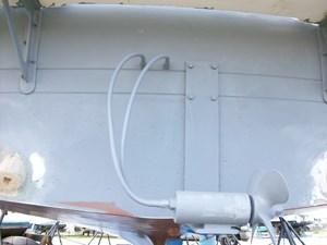 thruster closeup