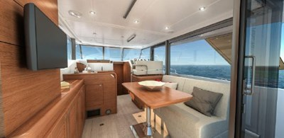 2020 Beneteau Swift Trawler 35 3 4
