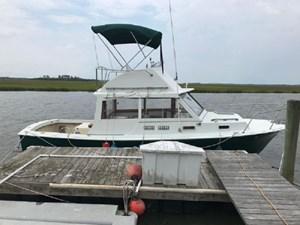 1980 Hawk Vineyard Yachts Hawk 29 0 1