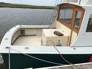 1980 Hawk Vineyard Yachts Hawk 29 1 2