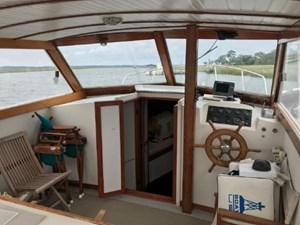 1980 Hawk Vineyard Yachts Hawk 29 6 7