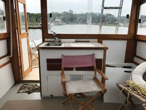 1980 Hawk Vineyard Yachts Hawk 29 7 8