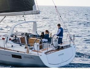 2020 Beneteau Oceanis 41.1 3 4